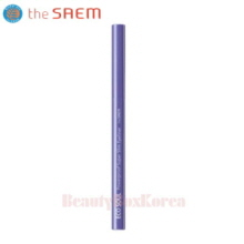 THE SAEM Eco Soul Powerproof Super Slim Eyeliner 0.1g [2018 SS Campaign],THE SAEM
